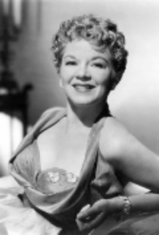 Photo Claire Trevor Courtesy IMBD
