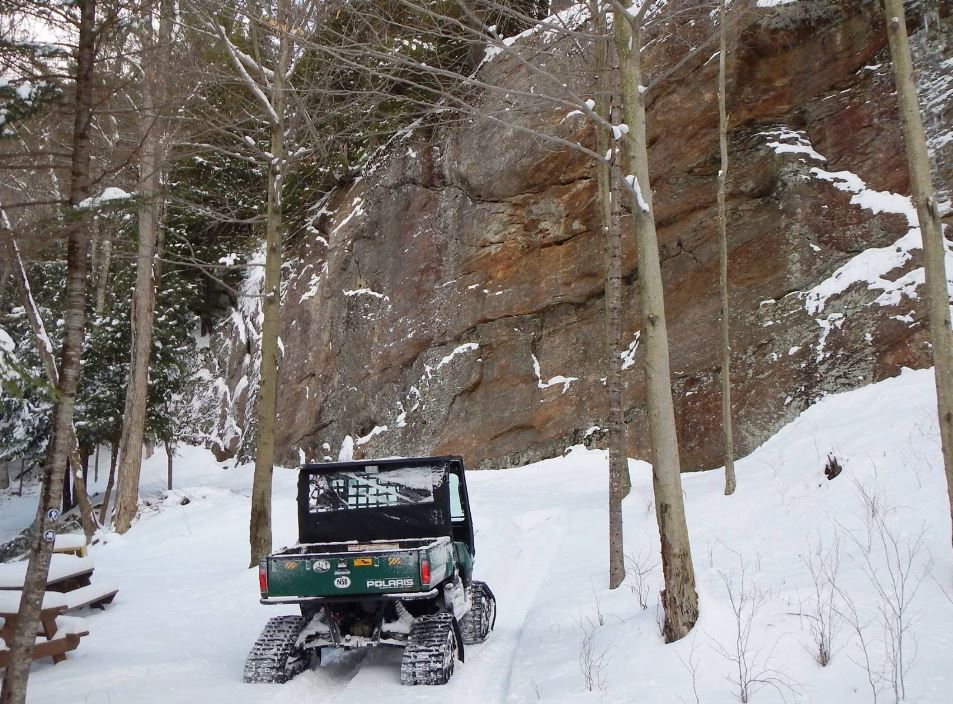 Photo Courtesy:Natural Stone Bridge and Caves in Pottersville.