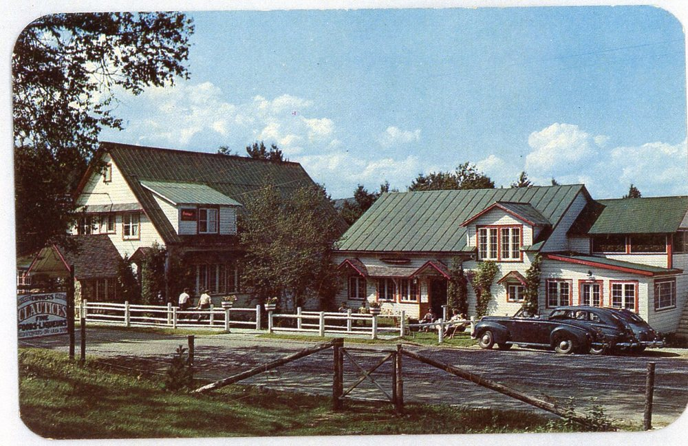 Clauitice's in its heyday