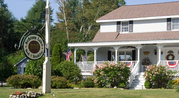 Schroon Lake Bed And Breakfast For Sale