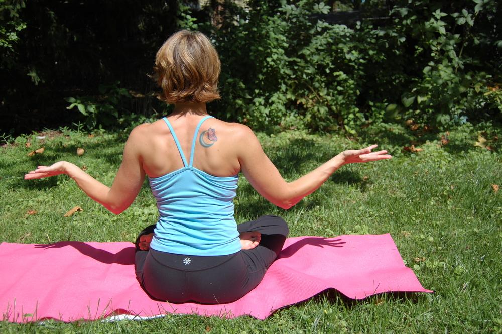 Debbie Philp's True North Yoga hosts free yoga at 11am Saturday