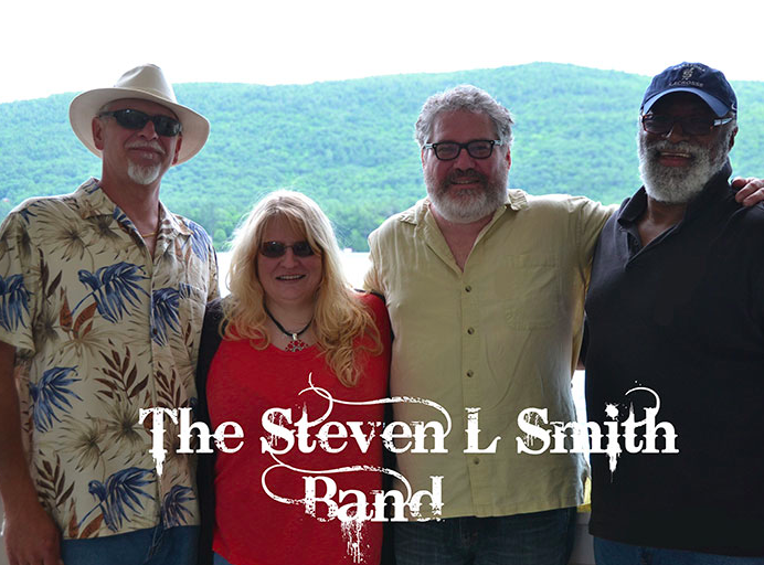 Photo: Courtesy The Artists. The Steven L. Smith band plays Sticks and Stones Friday night.