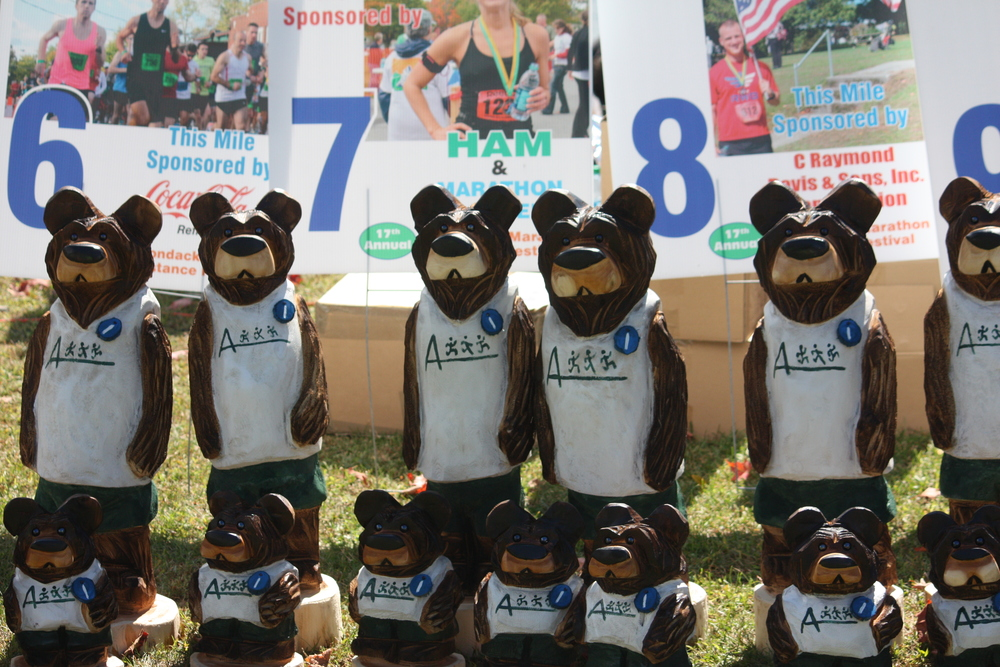 """The Prizes: The Winner's can't """"Bear It""""Photo The Schroon Laker Connection"""
