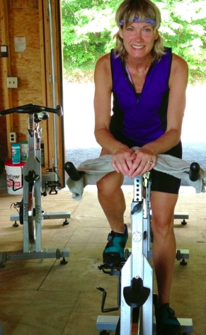 Wendy Ryan's Spin Class, is first class!