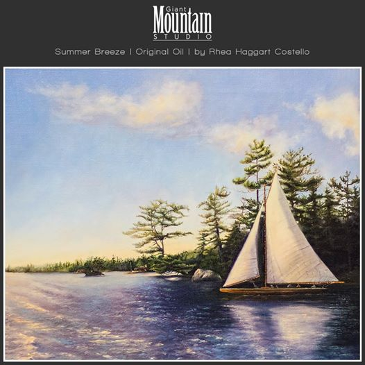 Giant Mountain Studio in Schroon has amazing, one of a kind, works of art.