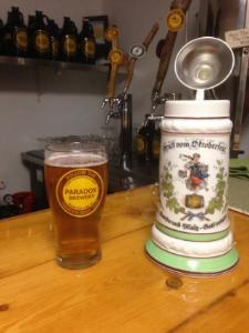 Photo Courtesy Paradox Brewery.