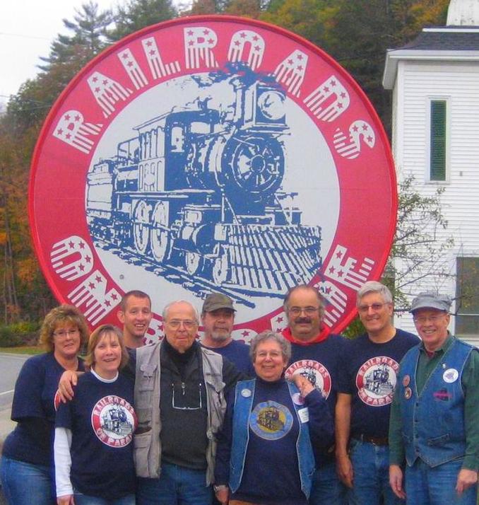 Photo Courtesy Railroads on Parade