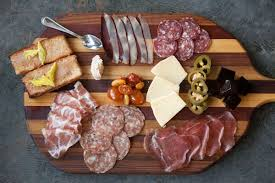 WHAT A charcuterie PLATTER MIGHT LOOK LIKE AT THE NEW VINE AND BARLEY TASTING ROOM AND TAVERN. file photo.