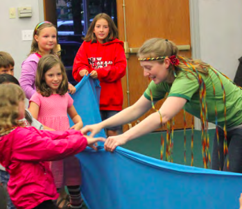 THE ADIRONDACK SHAKESPEARE COMPANY PRESENTS A SPECIAL CHILDREN'S PROGRAM AT THE SCHROON LAKE LIBRARY, THIS THURSDAY AT 12 PM.
