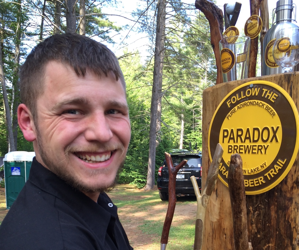 PARaDOX HEAD BREWER Devon Hamilton. SCHROON LAKER COLLECTION. COPYRIGHT 2015. ALL RIGHTS RESERVED