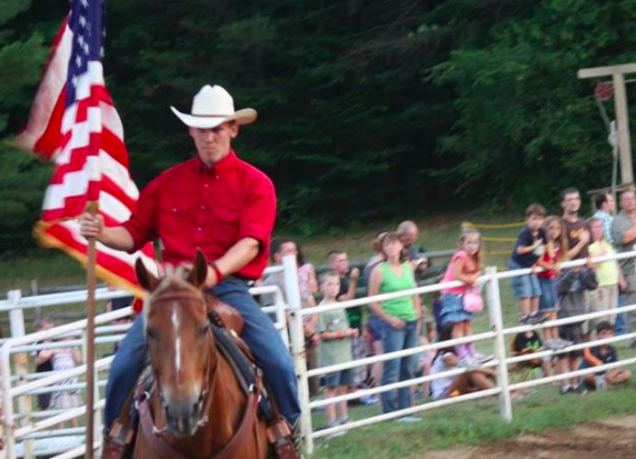 WORD OF LIFE RODEO: A GREAT FUN, FAMILY NIGHT OUT. AT THE WOL RANCH IN POTTERSVILLE. AT 6;30PM.
