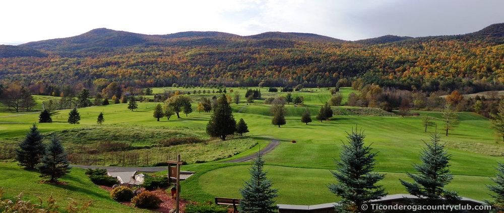 The Ticonderoga Country Club