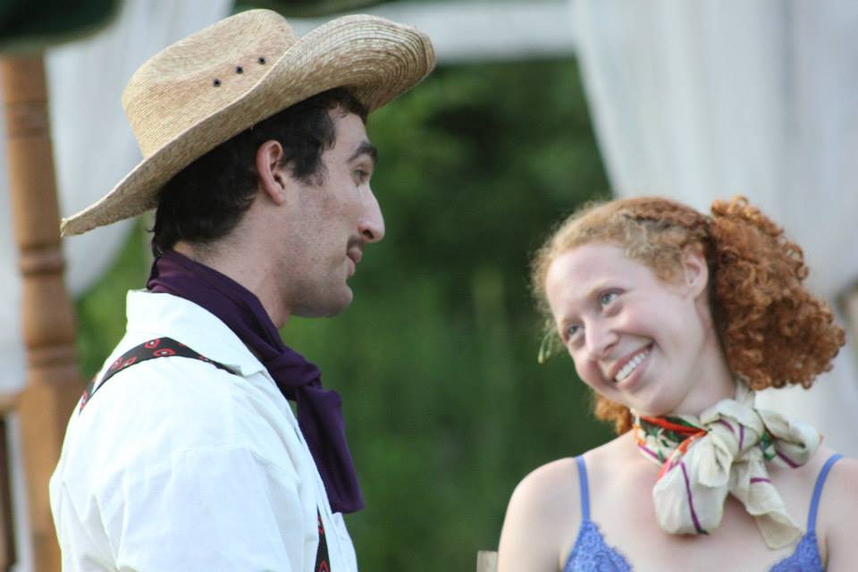 """ADK SHAKES performs """"As You Like It"""" at Scaroon Manor this weekend."""