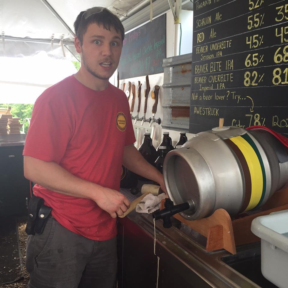 Head PDX brewer Devon Hamilton