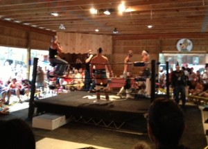 "Photo Courtesy: Upstate New York Autism Alliance is hosting ""P.A.C Wrestles for Autism: Back Woods Brawl 3"