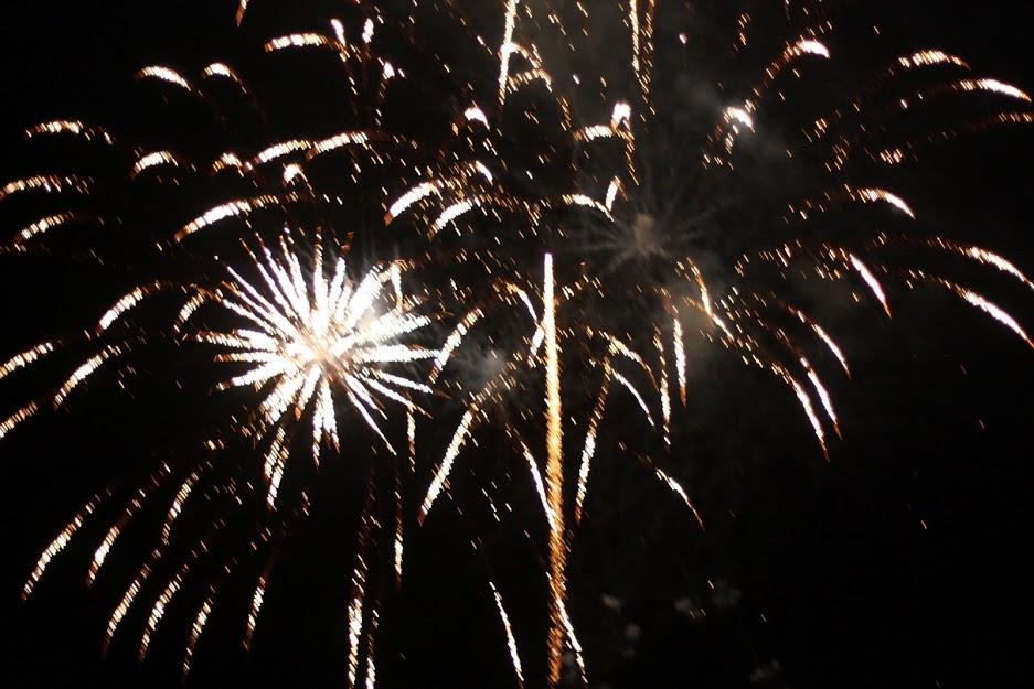 2015 Schroon Labor Day Fireworks