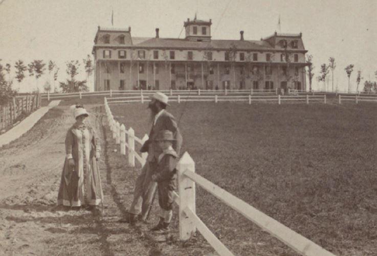 The Leland House
