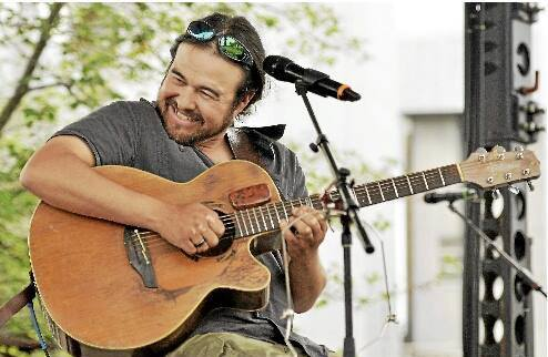 Rich Ortiz will warm up the crowd at Schroon's Sticks and Stones Friday Night