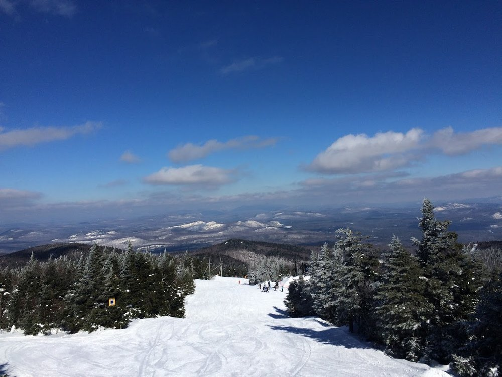 Gore Mountain. Photo by Anthony Batson. Schroon Laker Collection