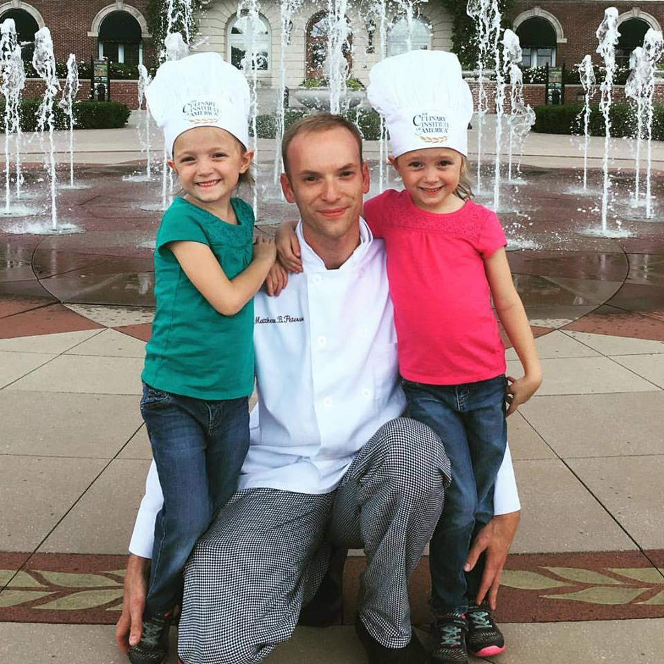 matt and his two nieces