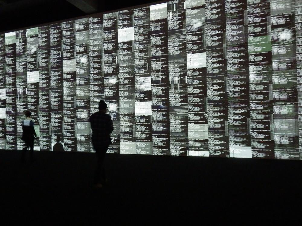 Datamatics by Ryoji Ikeda