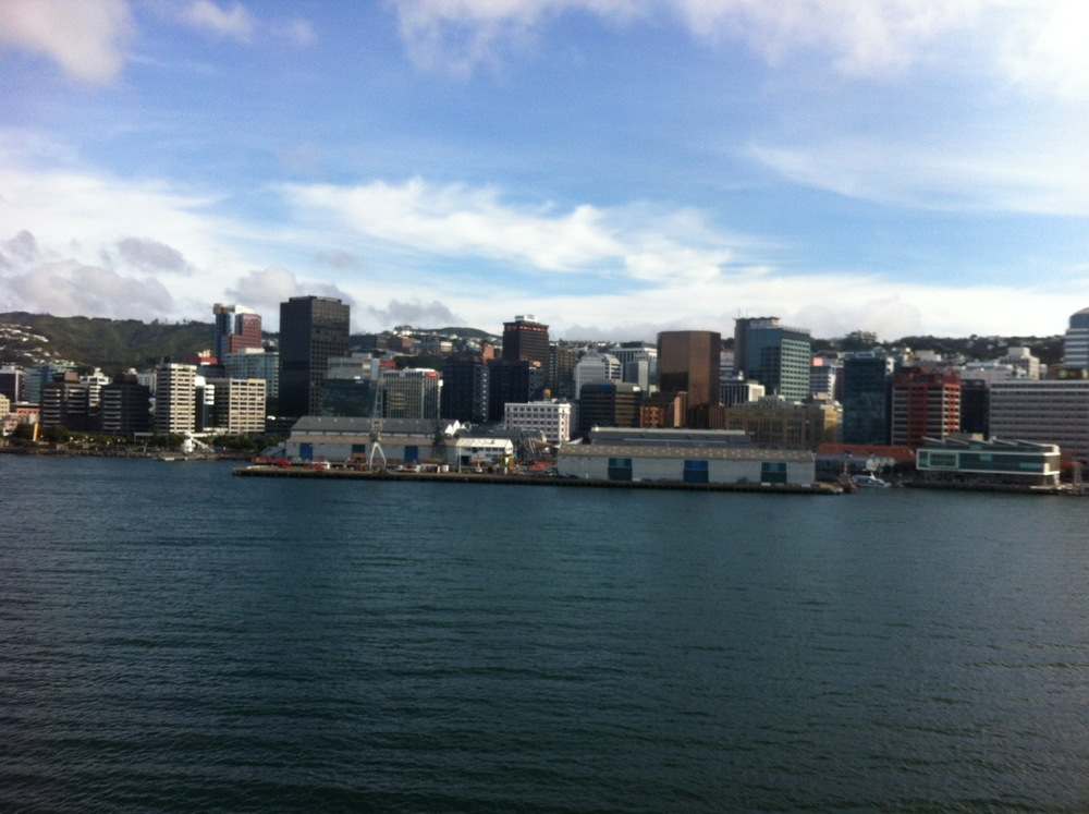 Last look at Wellington