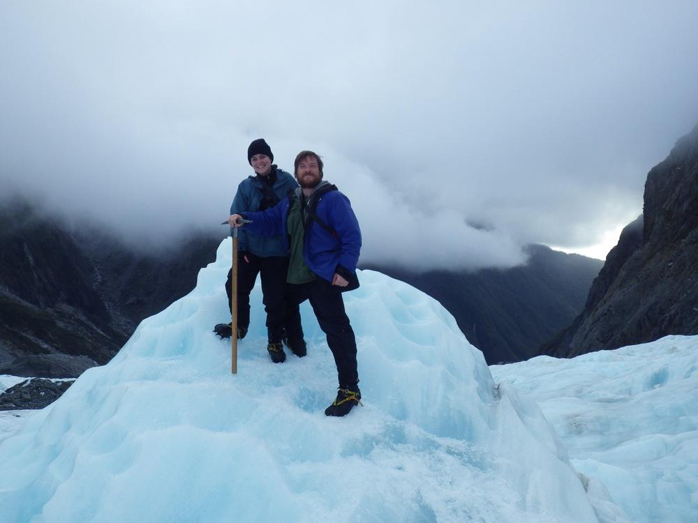 Glam Glacier Pics