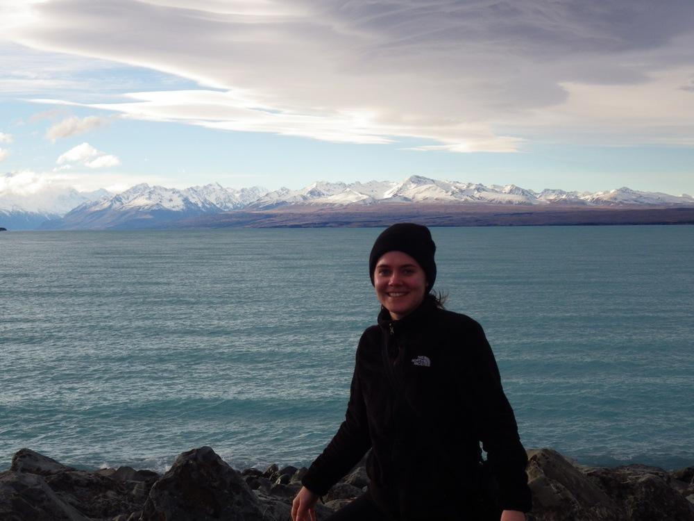 Lake Pukaki - Amazing!!