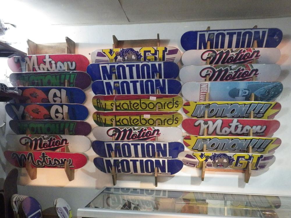 Motion Skate Decks