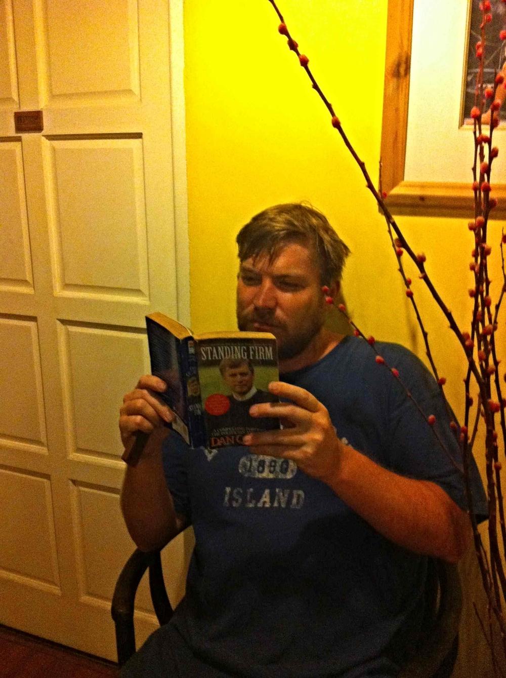 Enjoying the Dan Qualye Autobiography
