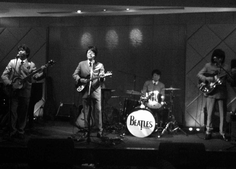 Our favorite band: the Beatles Bangkok
