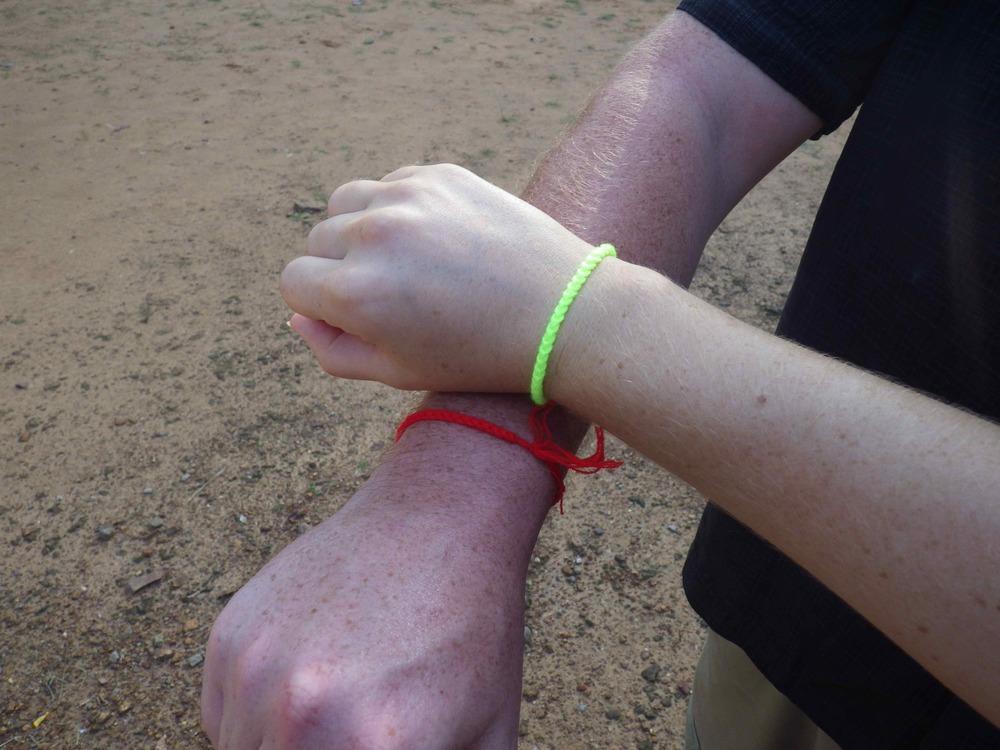 Blessed bracelets