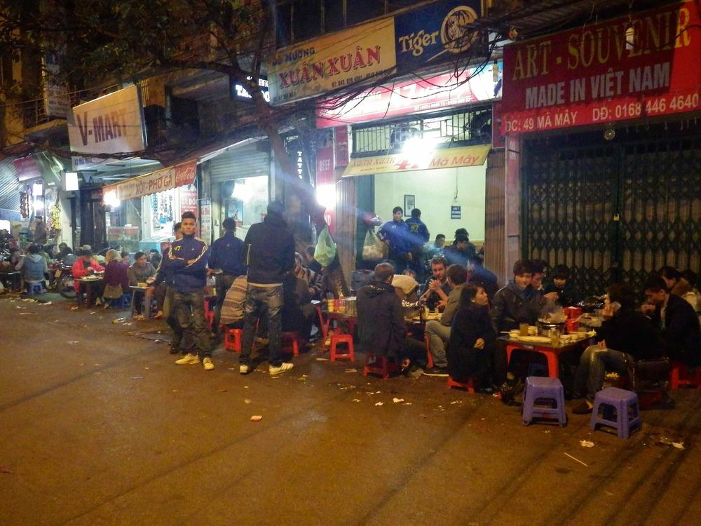 Hanoi Bars