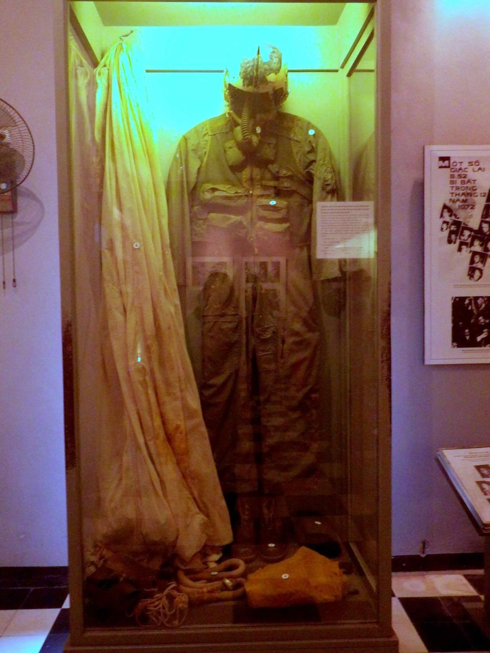 John McCain's Flightsuit