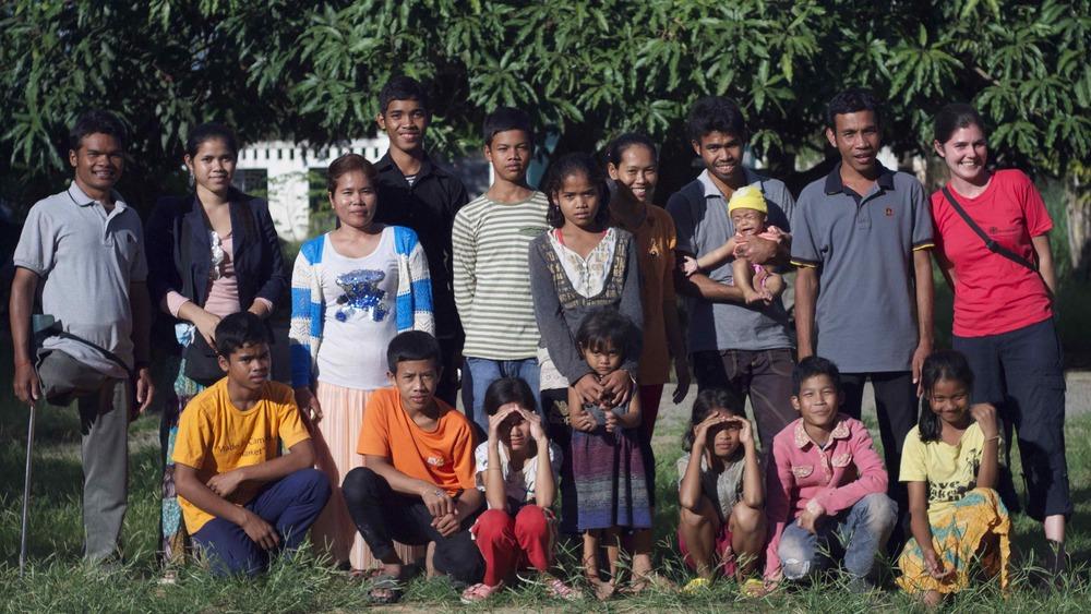 Khmer Independent Life Team