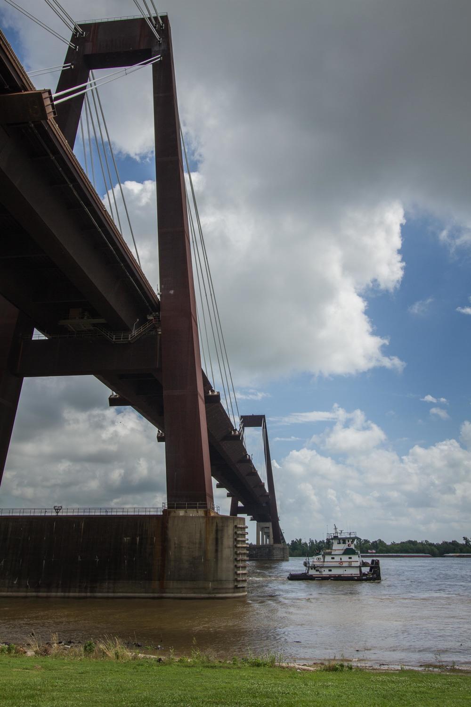I-310 bridge over the Mississippi River