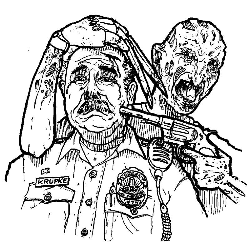 TERA MELOS: Freddy (tee design)