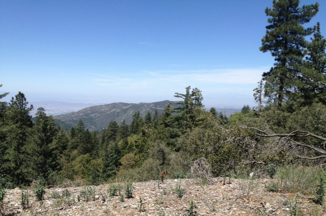 Idyllwild, California, outside Palm Desert.