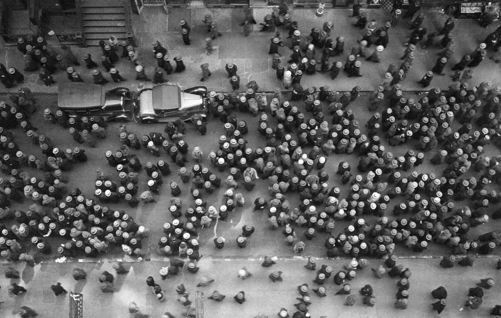 Margaret Bourke White - Garment District.jpg