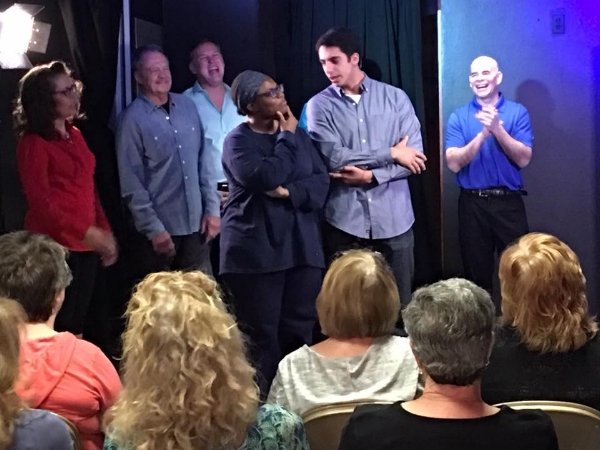 Ever want to check out an Improv class? -