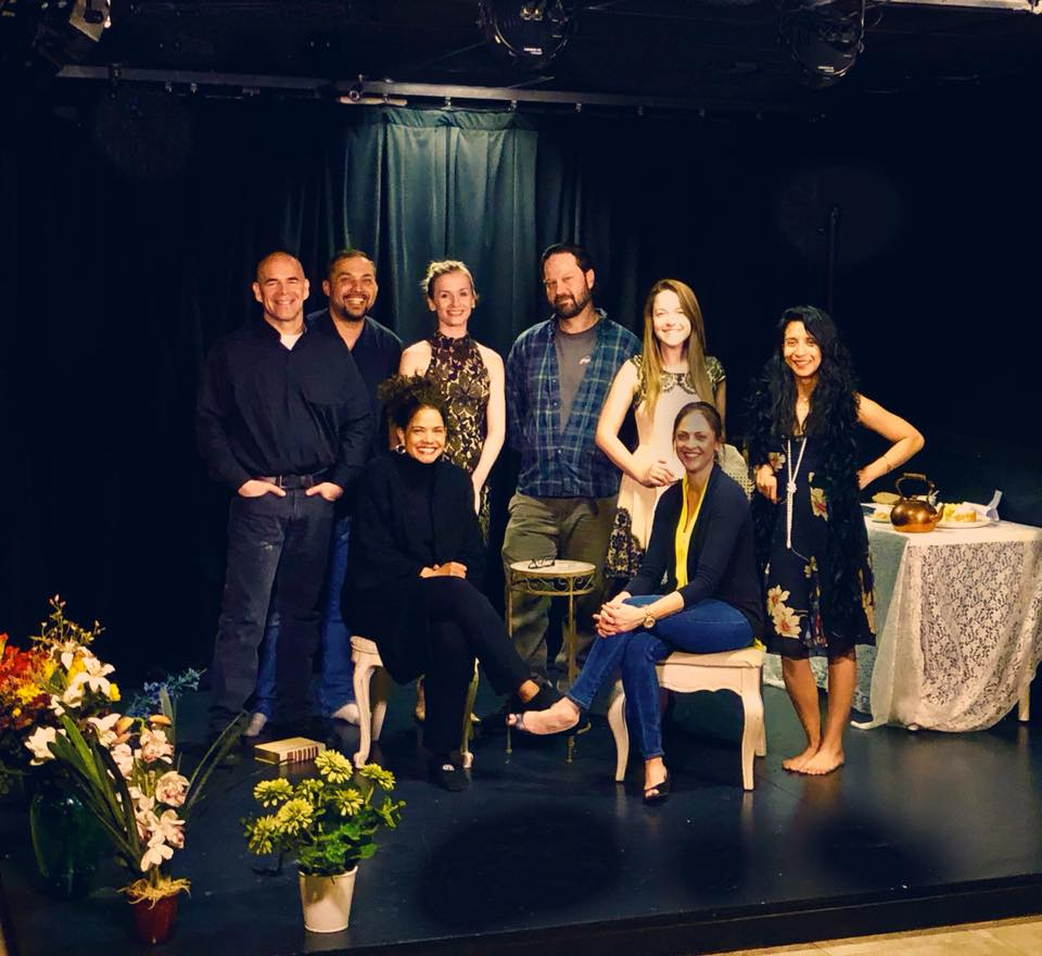 (Pictured above is the Meisner Technique 2nd Year Graduating Class of 2018)   Meisner Technique Graduating Class of 2018 Scene Night  Friday June 8th @ 7:30pm  ( Ticket link  for $10 tickets)