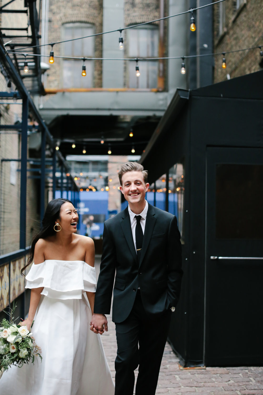 Harris & Michaela   // Chicago, Illinois // 2017