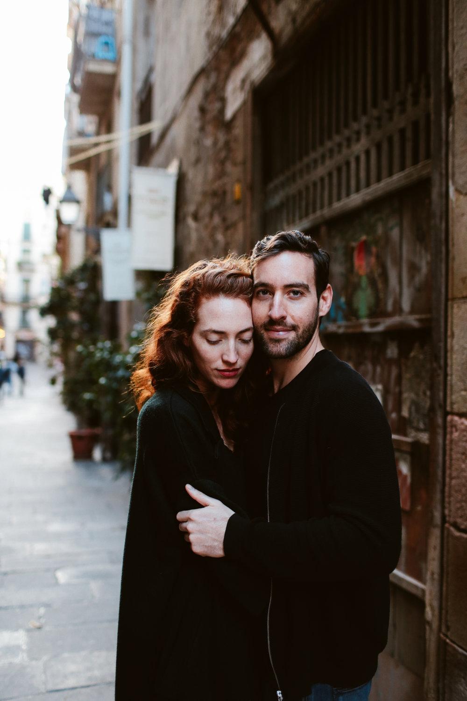 Anja & Daniel // Barcelona, Spain // 2016