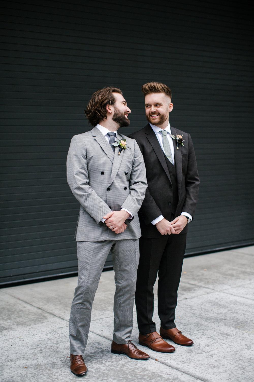 Josh & Austin // Chicago, Illinois // 2018