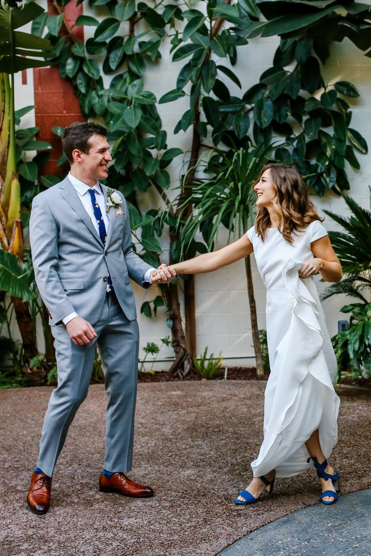 Grant & Michelle // Los Angeles, California // 2018