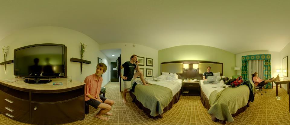 Sarasota Hotel Pano