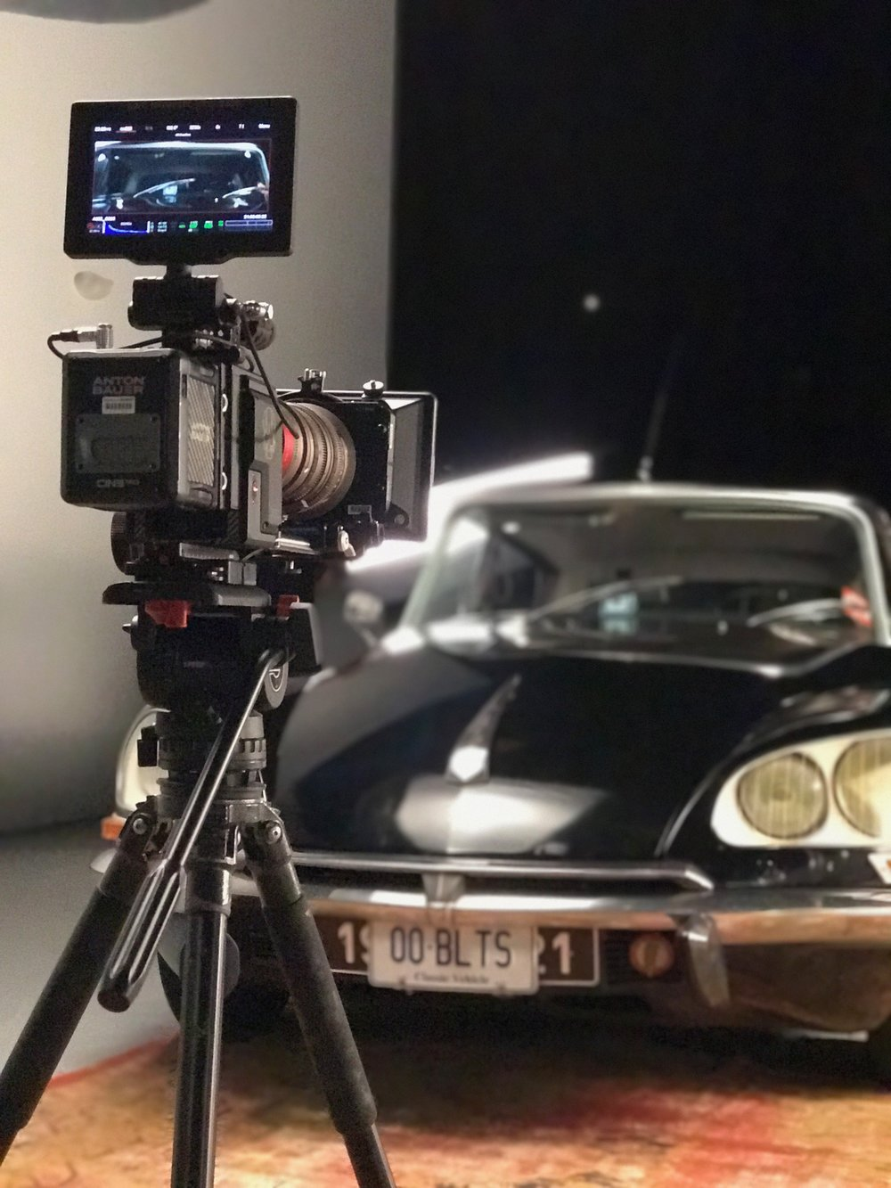 angenieux ez 1 studio car