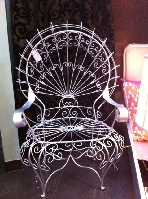 Alice in Wonderland chair   $175