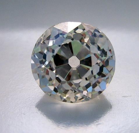 Old European Cut diamond loose