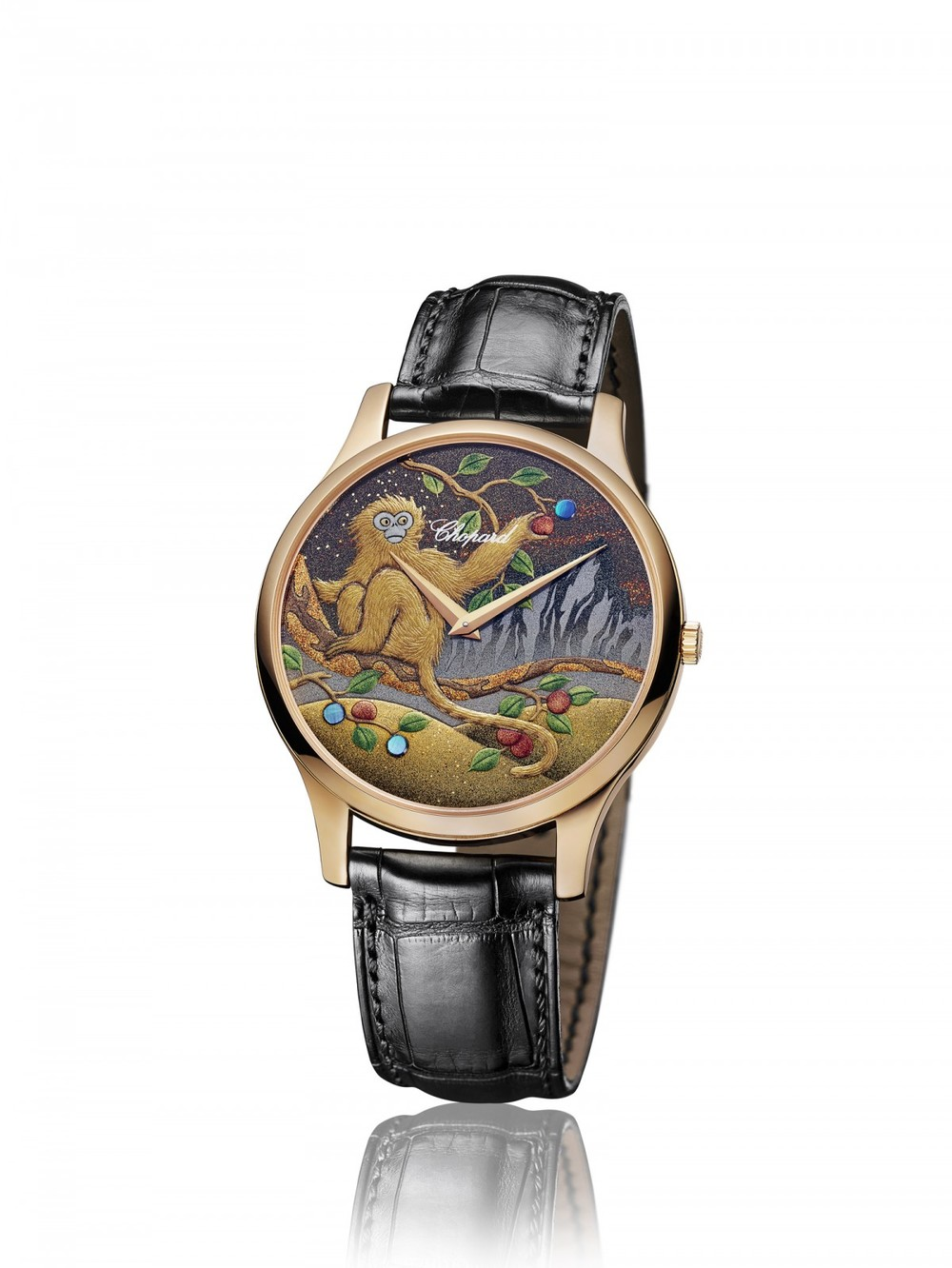 Chopard_LUC_Year_of_the_monkey_XP_Urushi